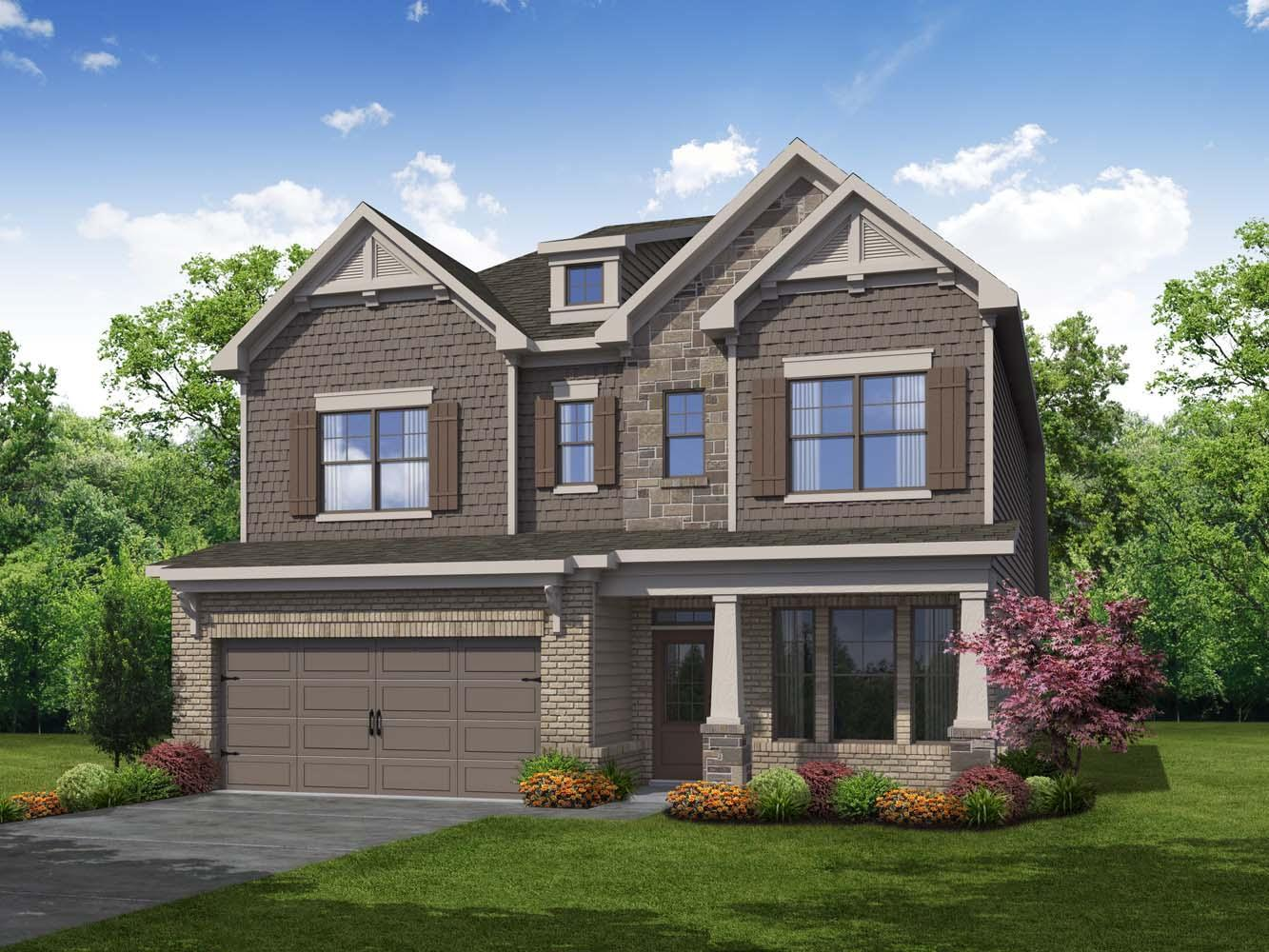 The Dresden by Chafin Communities