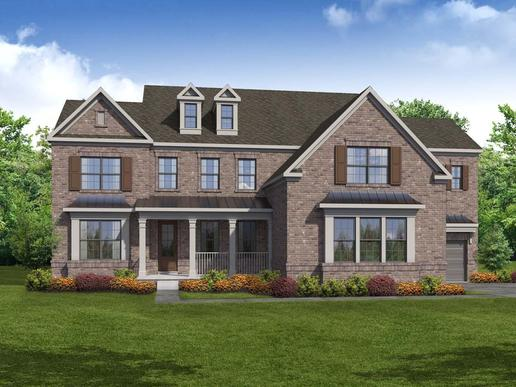 Sheffield by Chafin Communities:Elevation A