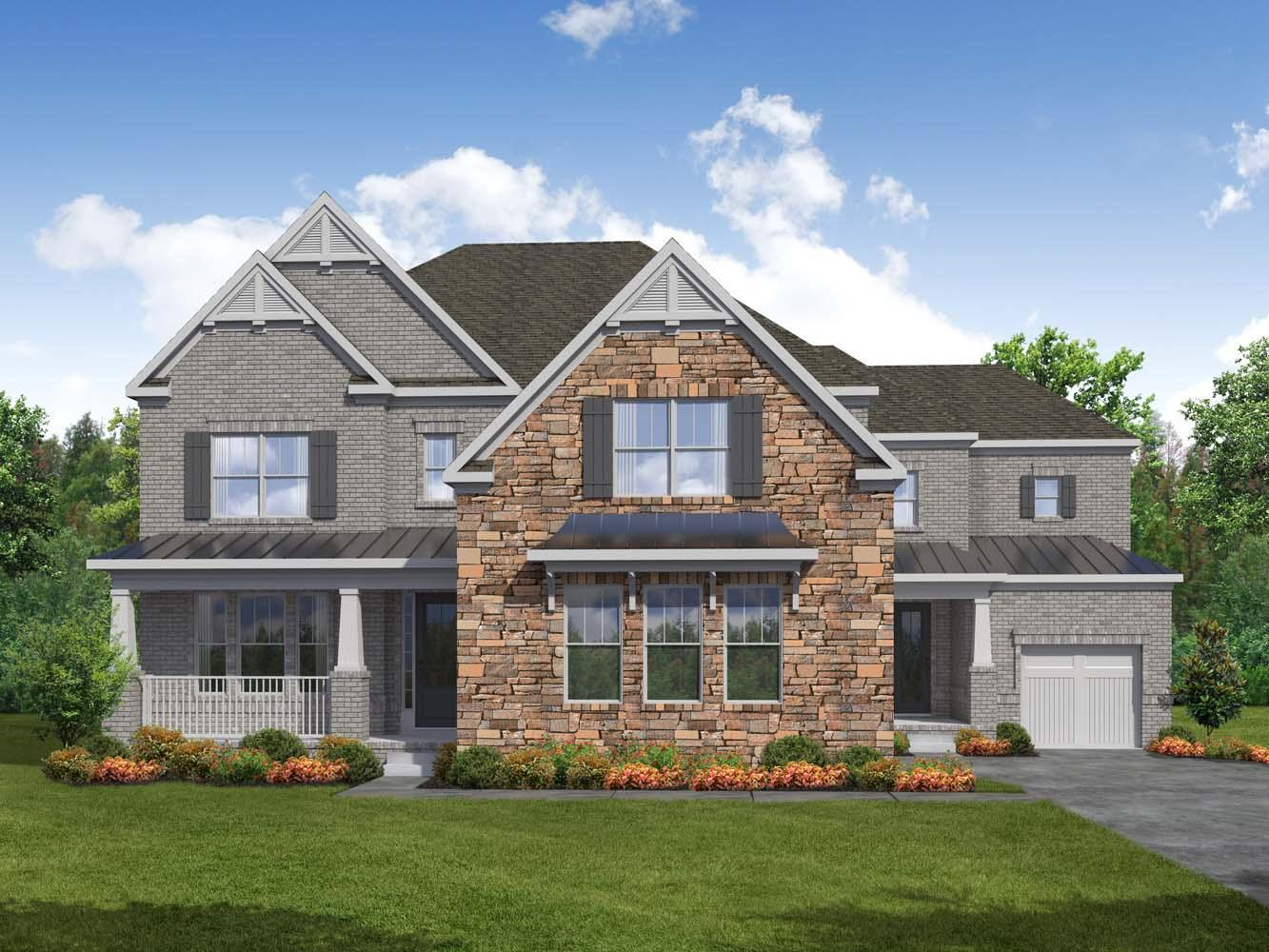 The Sherwood by Chafin Communities