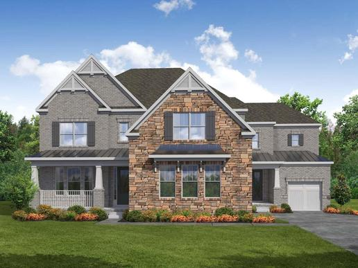 Sherwood by Chafin Communities:Elevation B