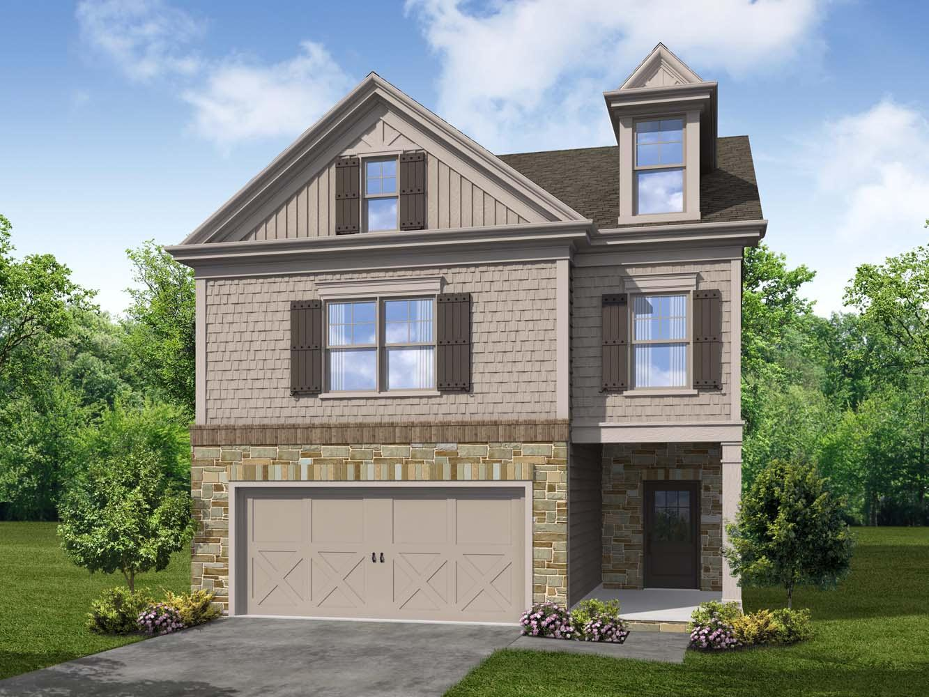 The Hemlock by Chafin Communities