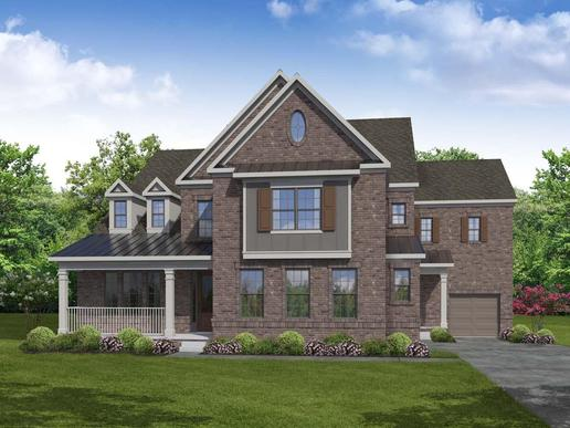 Nottingham by Chafin Communities:Elevation A