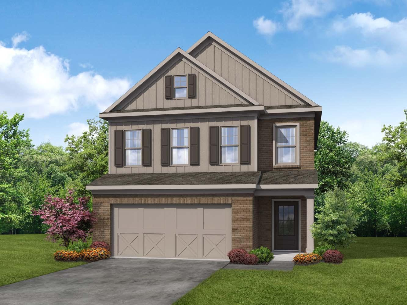 Sycamore by Chafin Communities:Elevation C