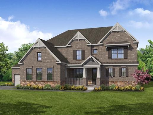 Prescot by Chafin Communities:Elevation B
