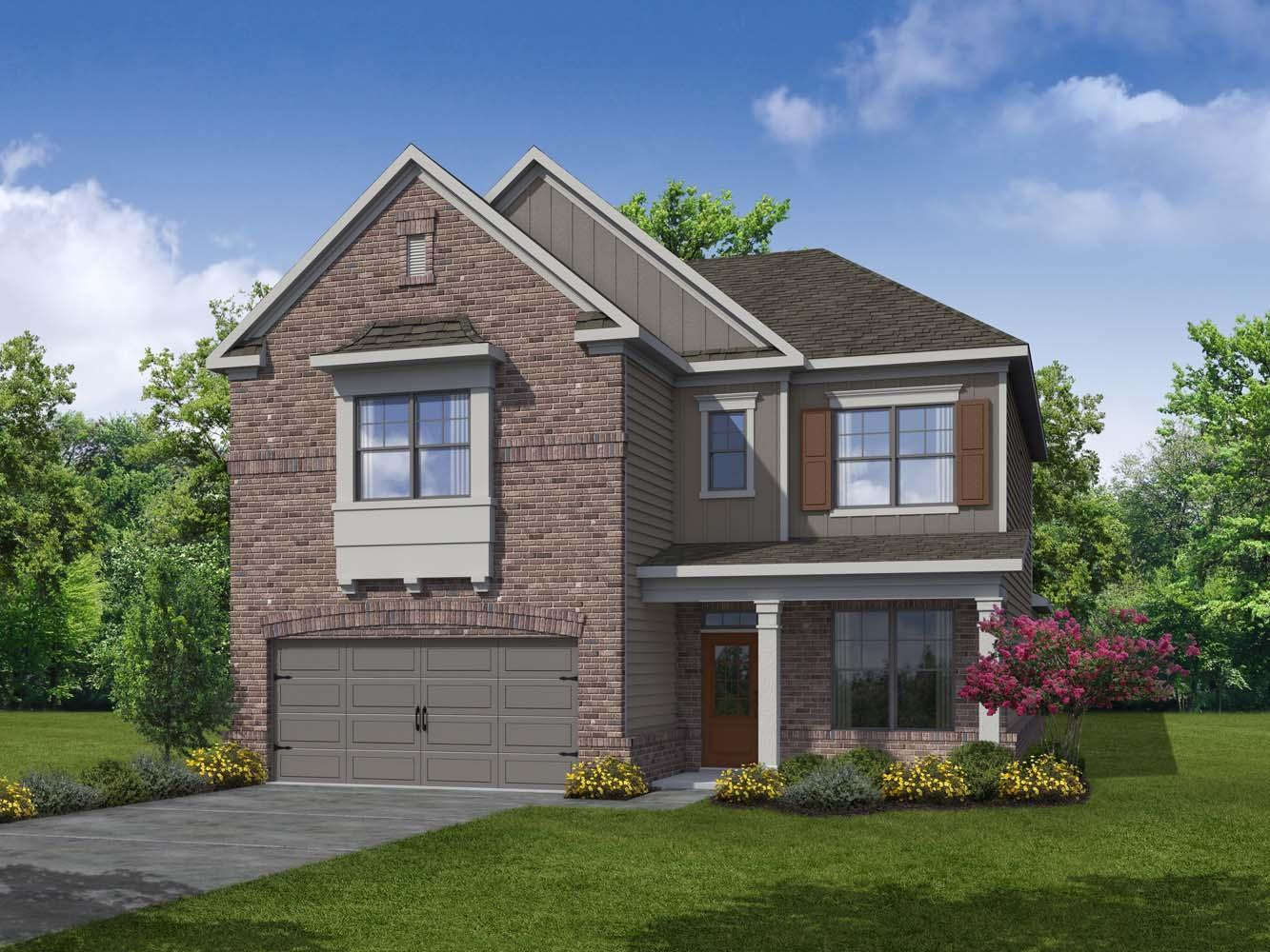 The Peachtree by Chafin Communities