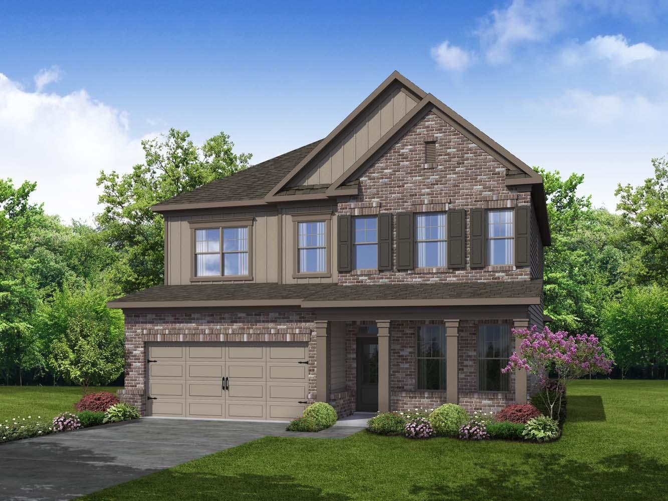 The Lenox by Chafin Communities