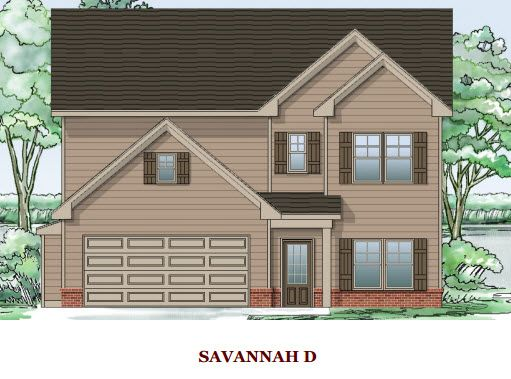 Rutherford by Chafin Communities:Elevation D