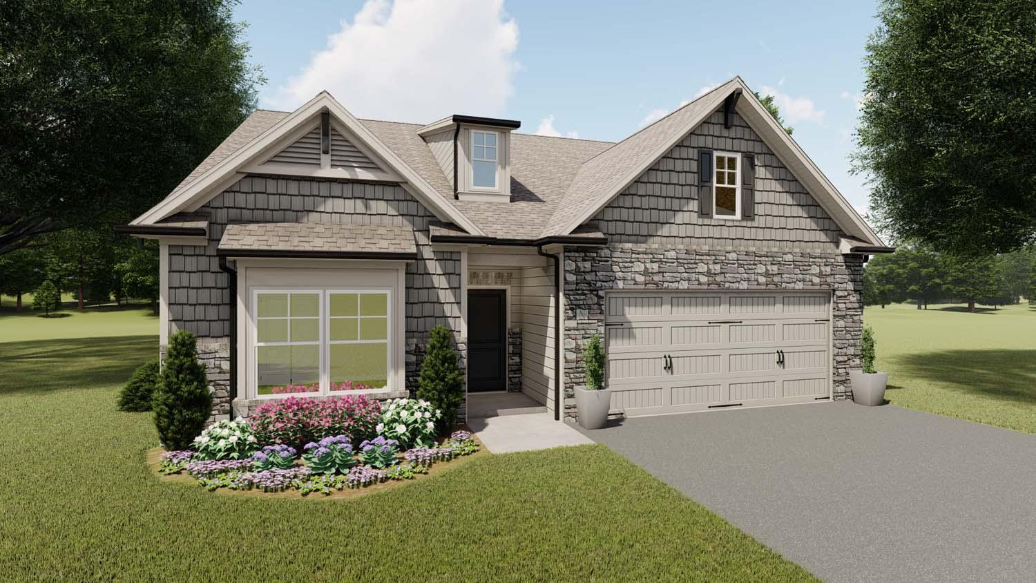 The Pebble Creek Plan by Chafin Communities