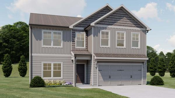 Glendale by Chafin Communities:Elevation C