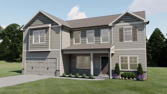 Hammond by Chafin Communities:Elevation E