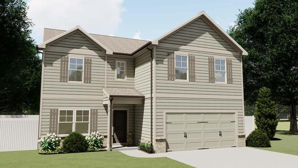 Kirkwood by Chafin Communities:Elevation B
