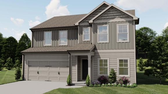 Paterson by Chafin Communities:Elevation C