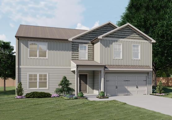 The Bristol by Chafin Communities:Elevation C