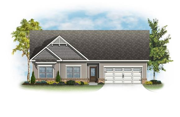 The Brentwood by Chafin Communities