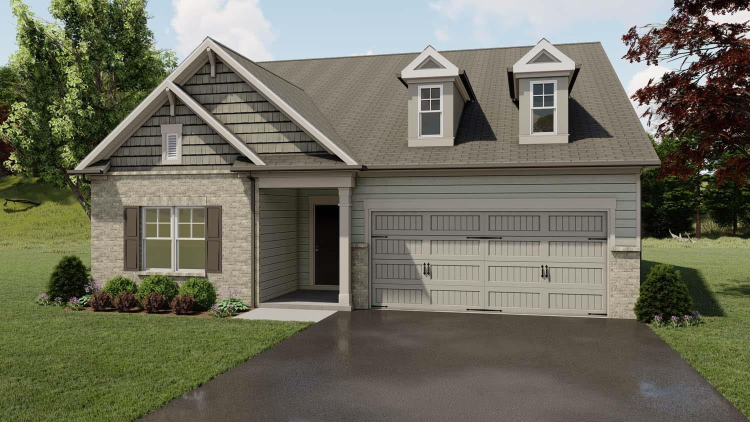 The Brookfield Ranch Plan by Chafin Communities