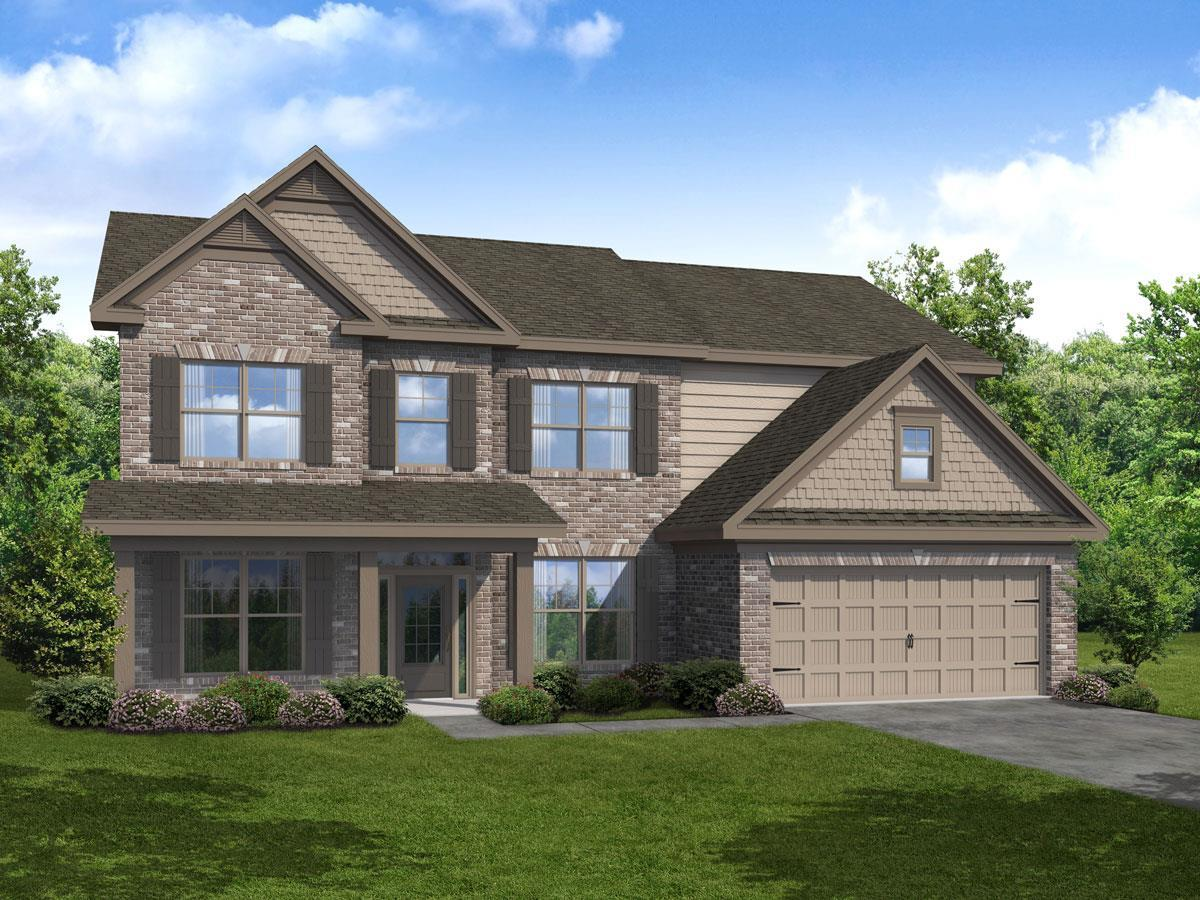 The Brunswick I by Chafin Communities