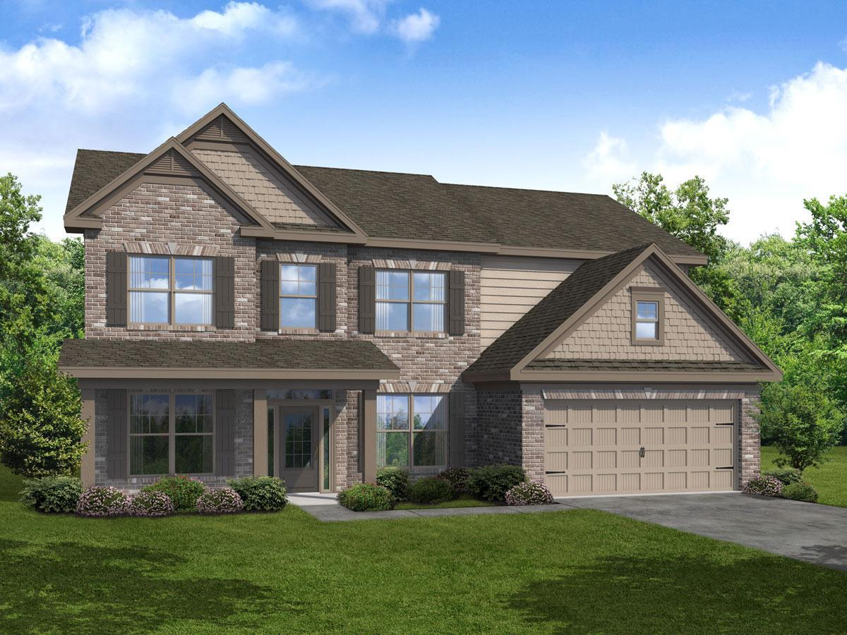 The Brunswick II by Chafin Communities