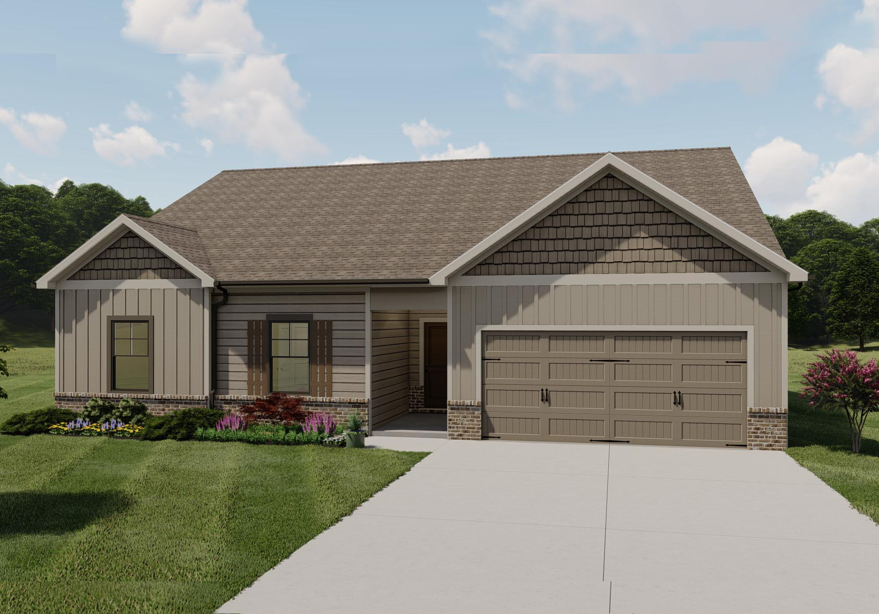 The Denton by Chafin Communities