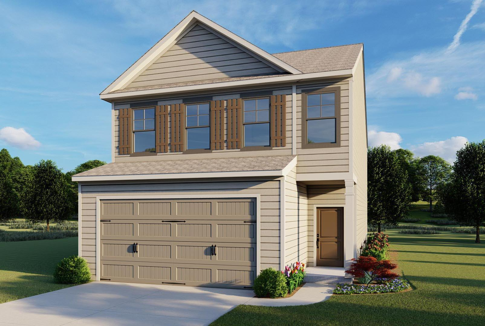 The Fairfield by Chafin Communities