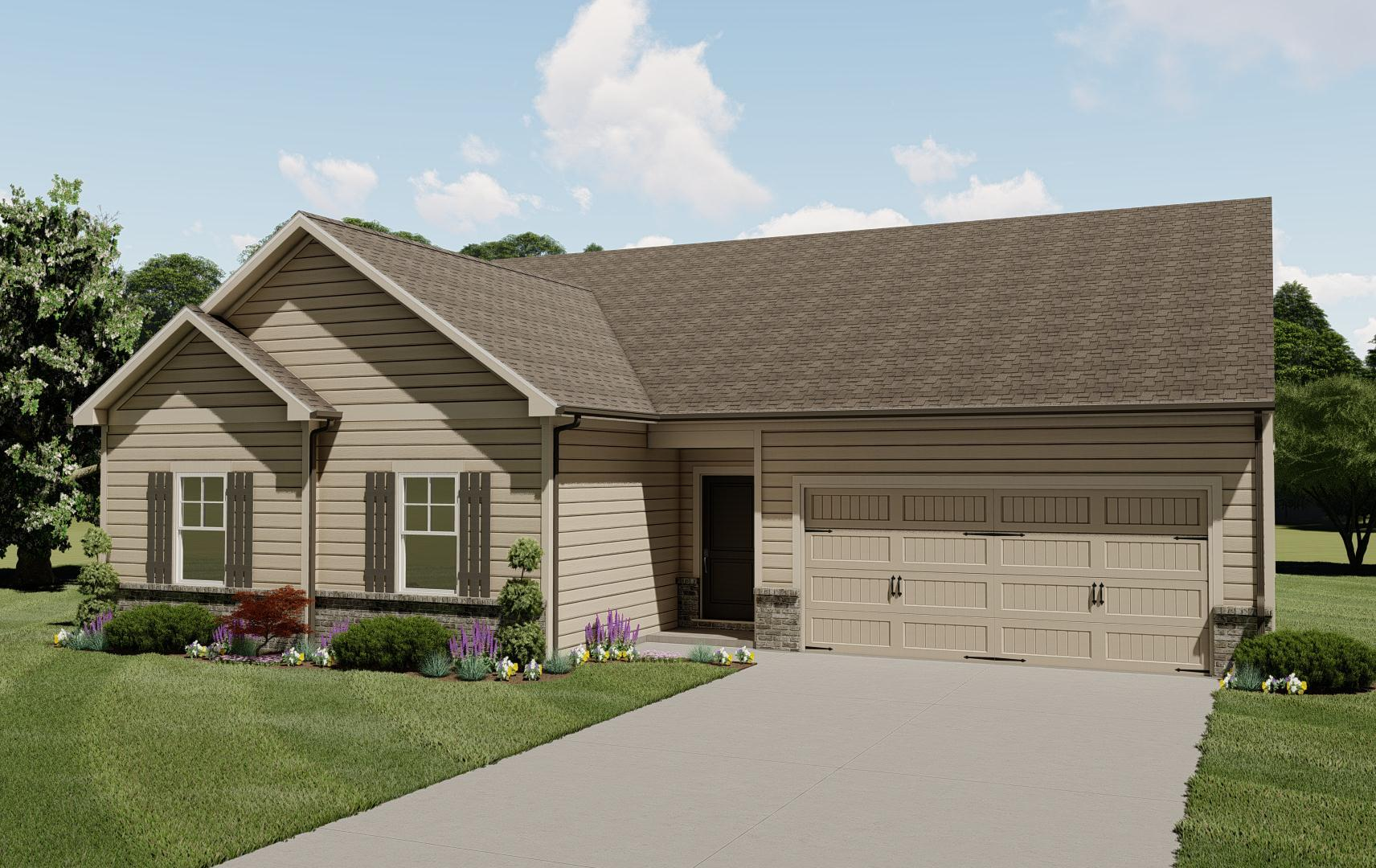 The Magnolia by Chafin Communities