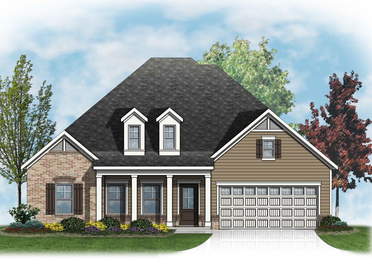 The Oxford by Chafin Communities