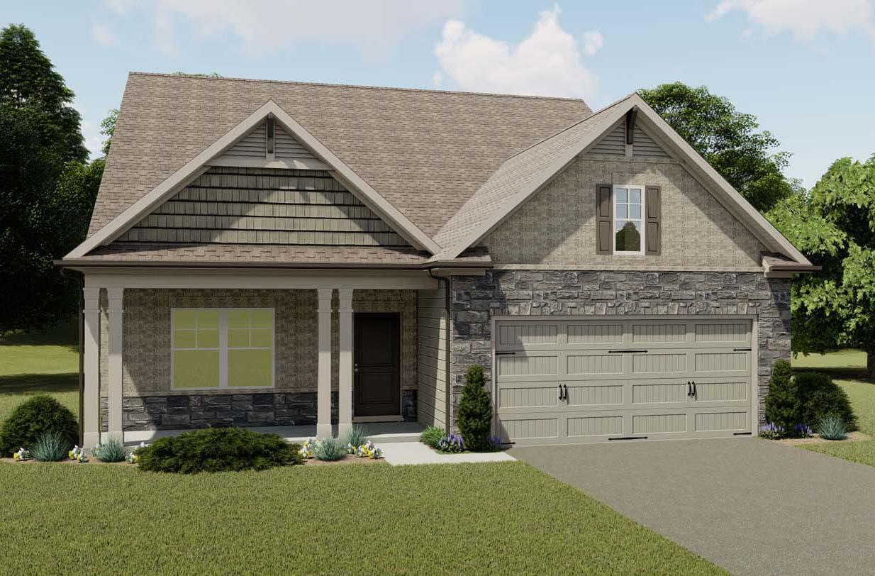 The Spring Brook Plan by Chafin Communities