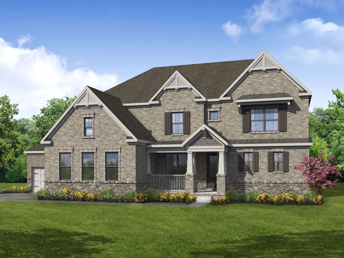 The Prescot by Chafin Communities