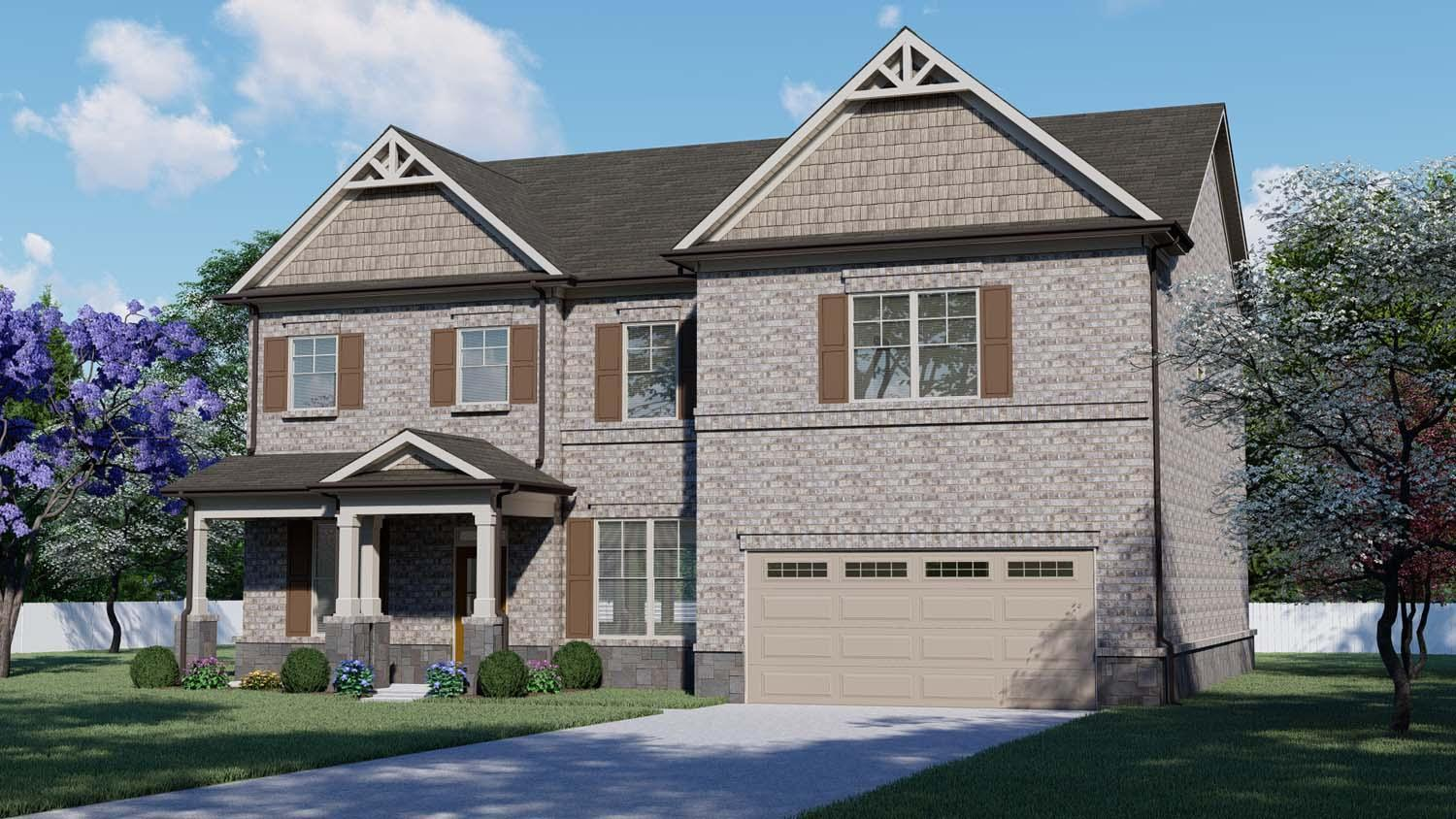 The Cambridge by Chafin Communities