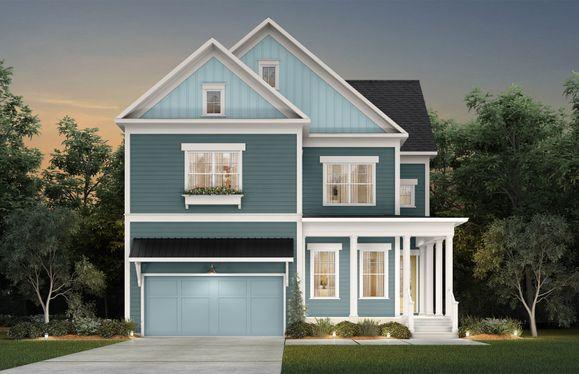Calder:Home Exterior 2