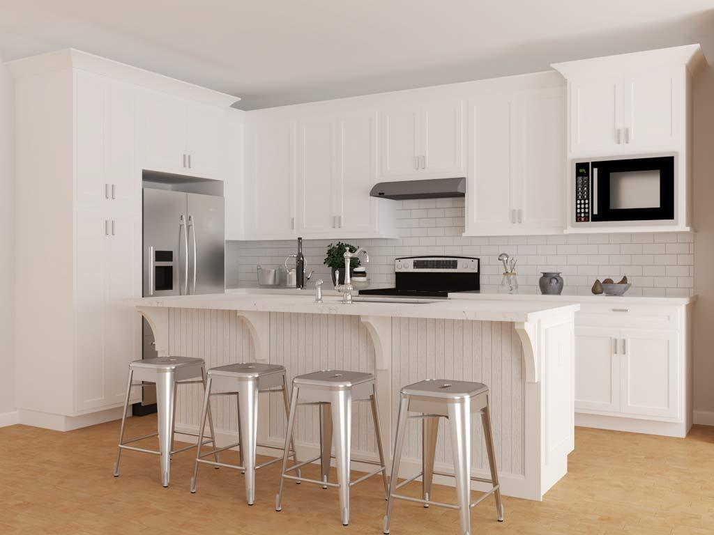 The Conner:Lenox Kitchen