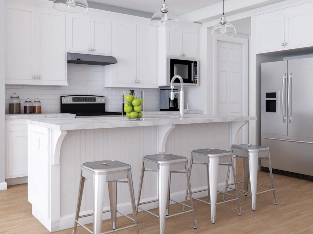 The Perry:Lenox Kitchen