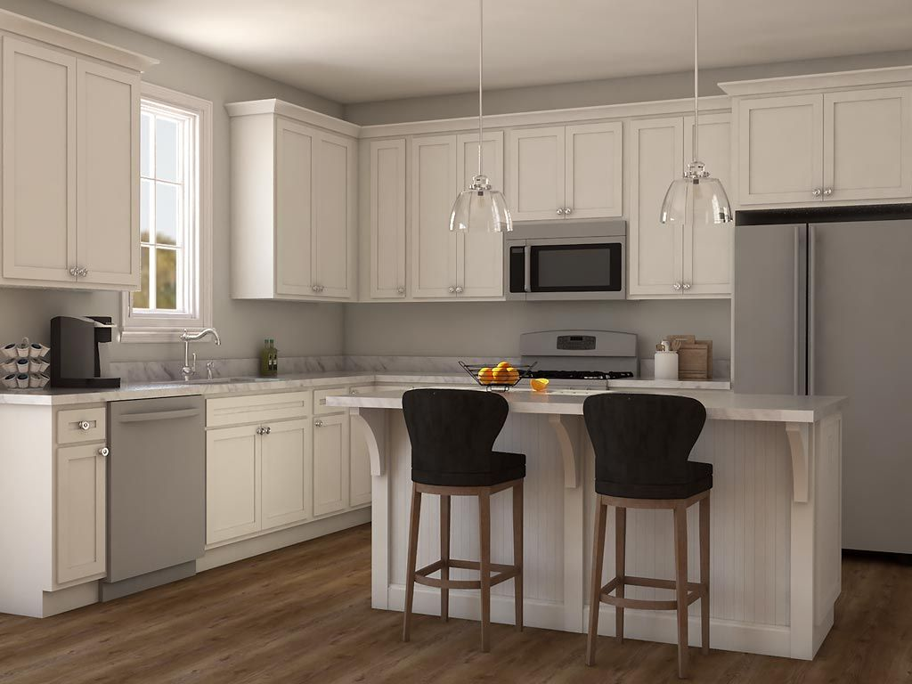 The Mayfair:Classic Kitchen