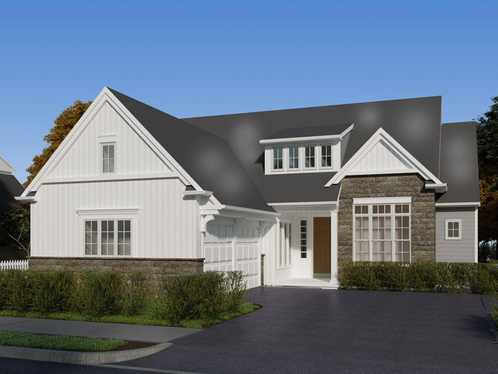The Conroy:Estate Elevation