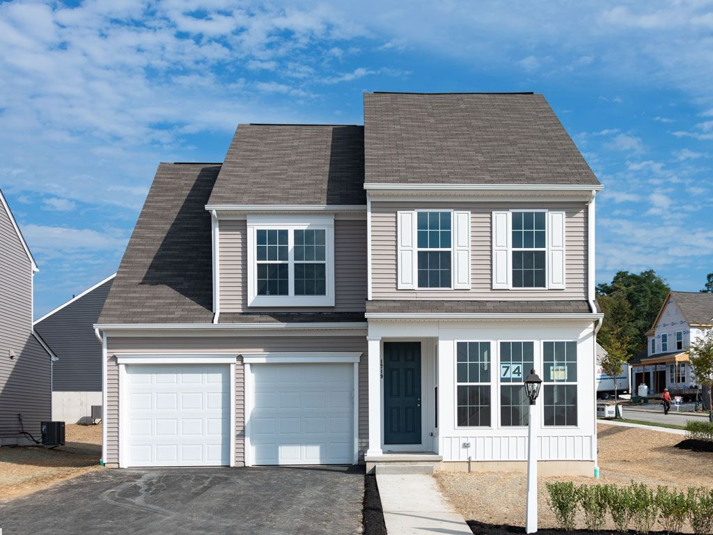 The Horning:Classic Elevation