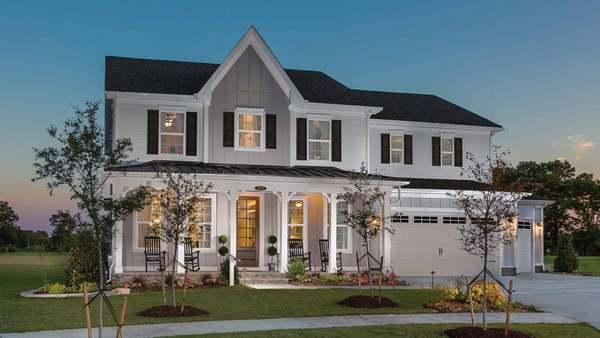 The Roseleigh | New Homes in Kingston Estates