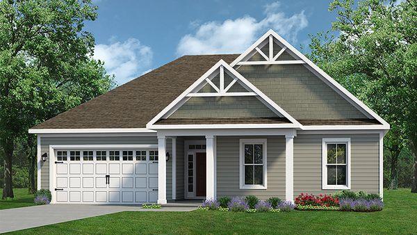 The Oceanside   New Homes in Bridgewater