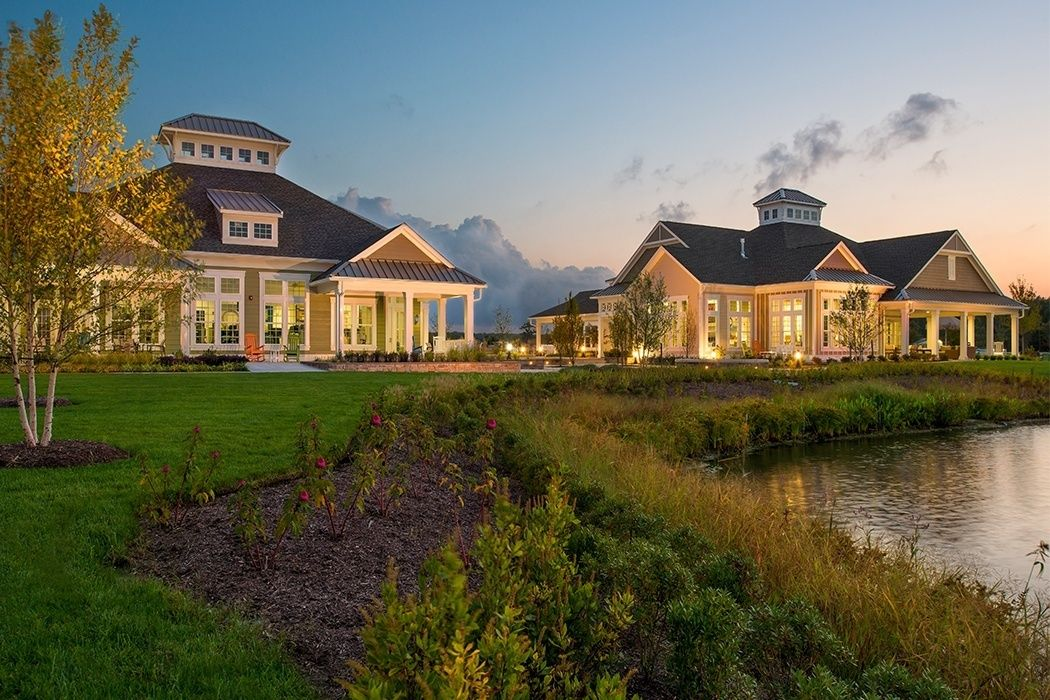 Millville by the Sea  Clubhouse Exterior