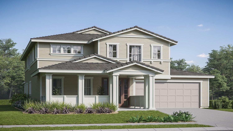 Residence 4:Elevation B