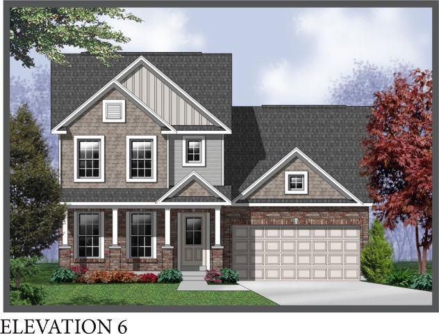 The Kennesaw Elevation 6