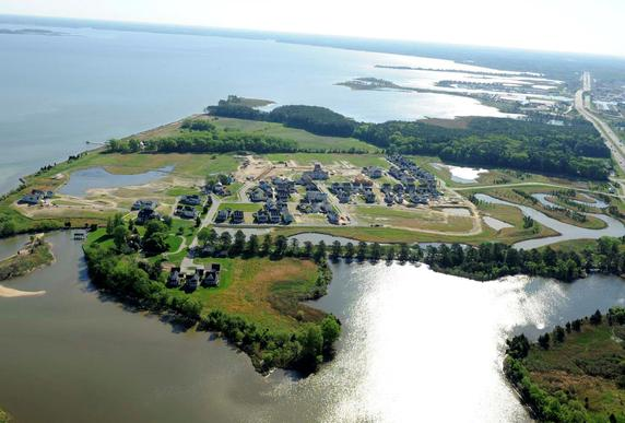 Gibson Grant:Community View from Macum Creek