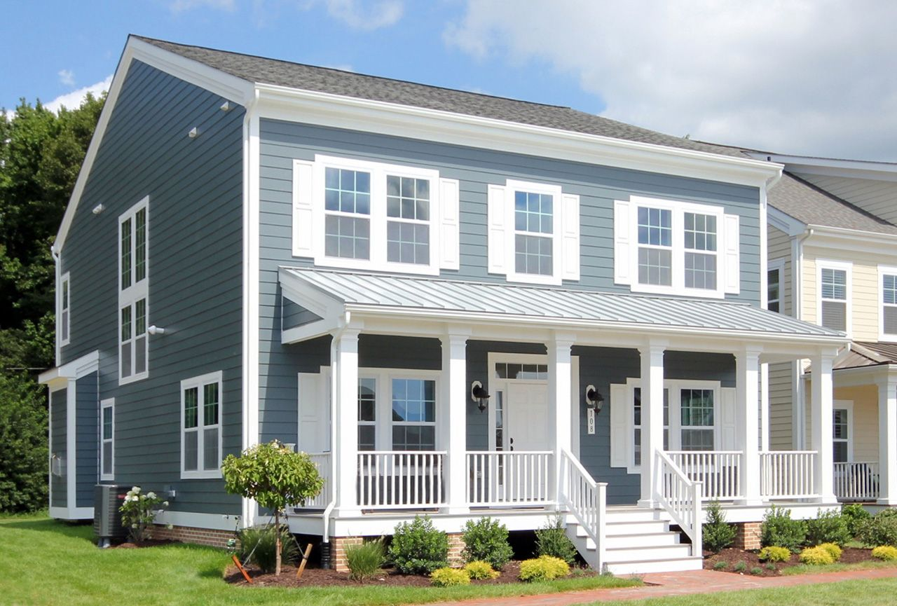 Eastport Classic Front Elevation