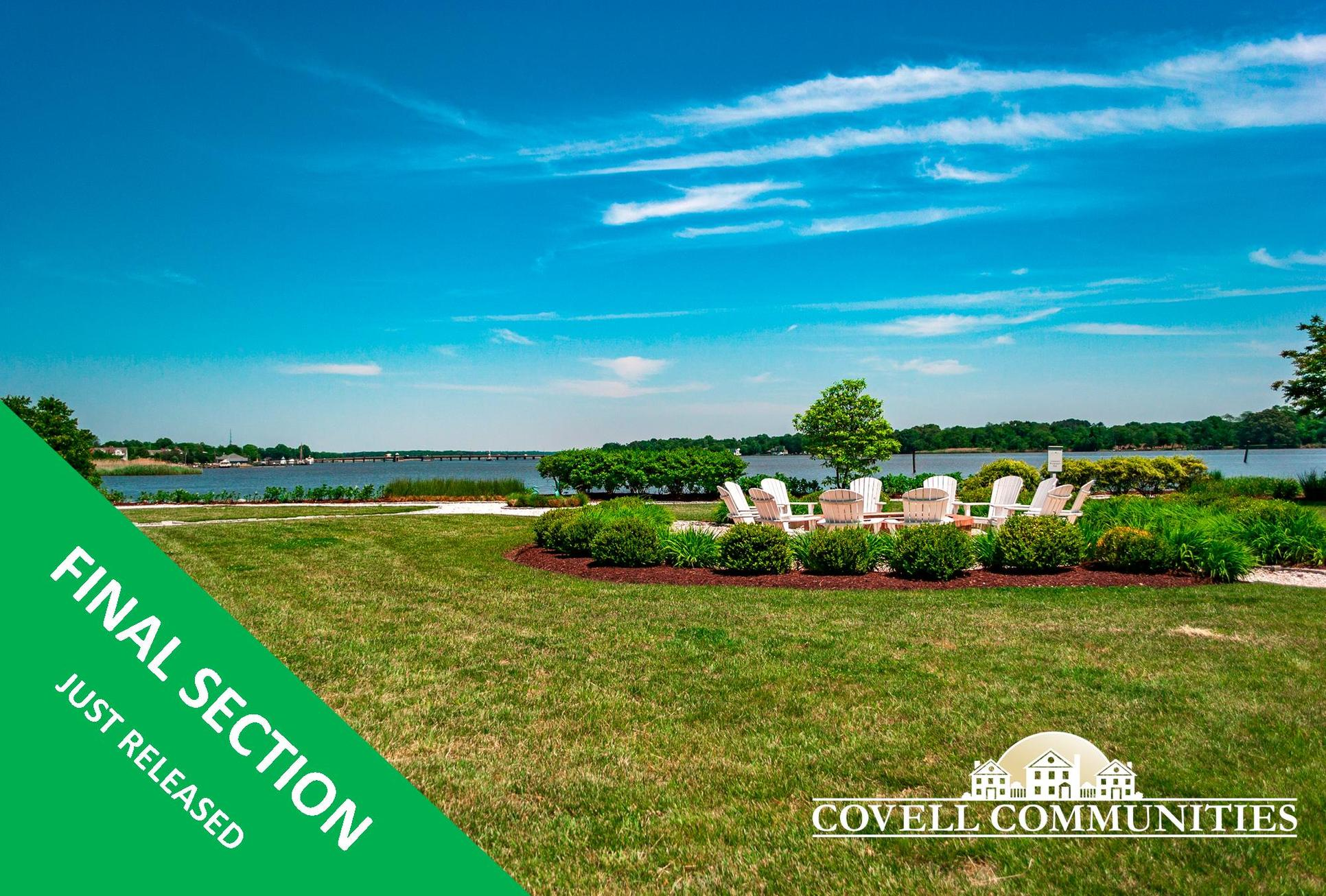 Chester River Landing:Final Waterfront Section Release