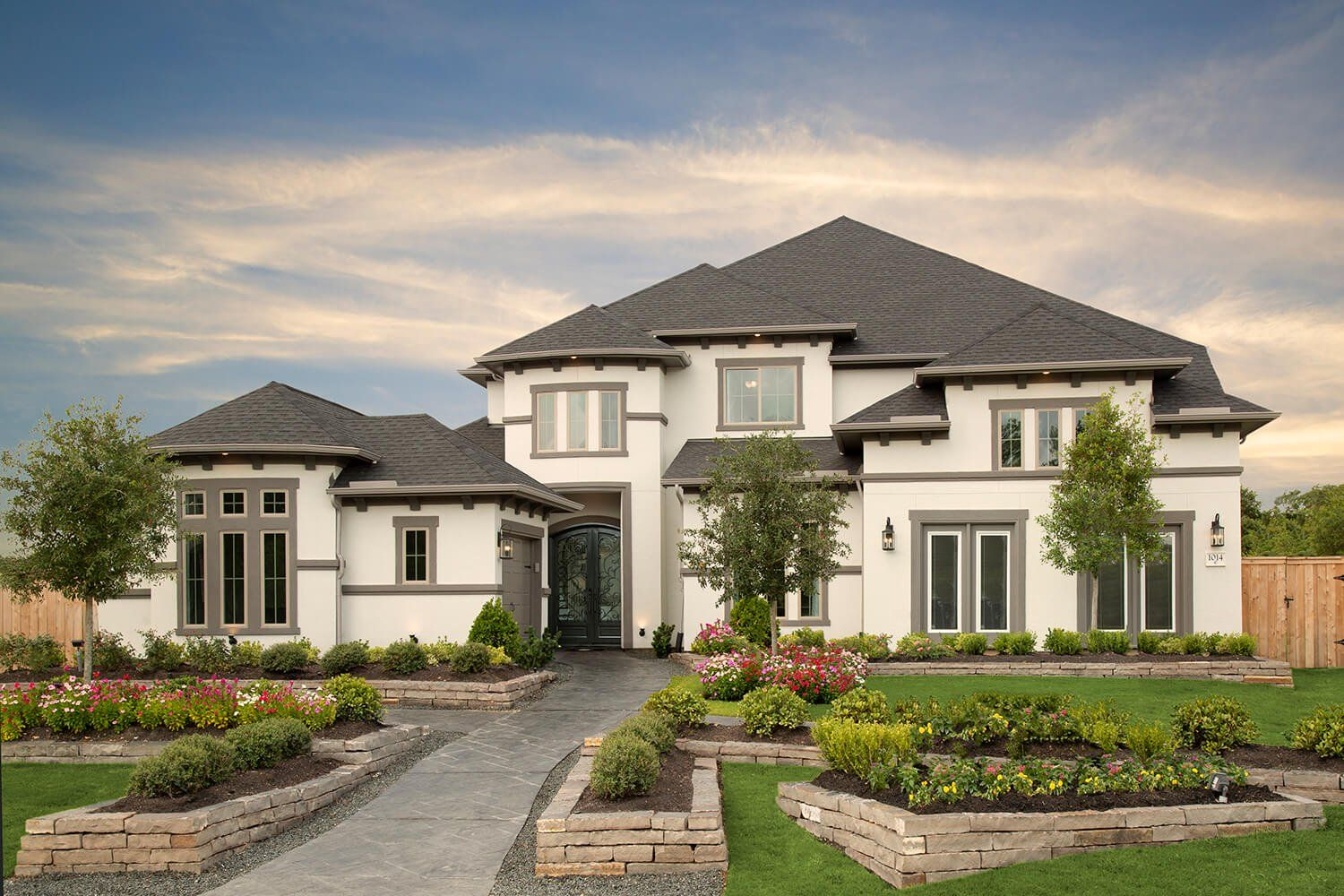 Elevation - The Pearland (7315 Plan)