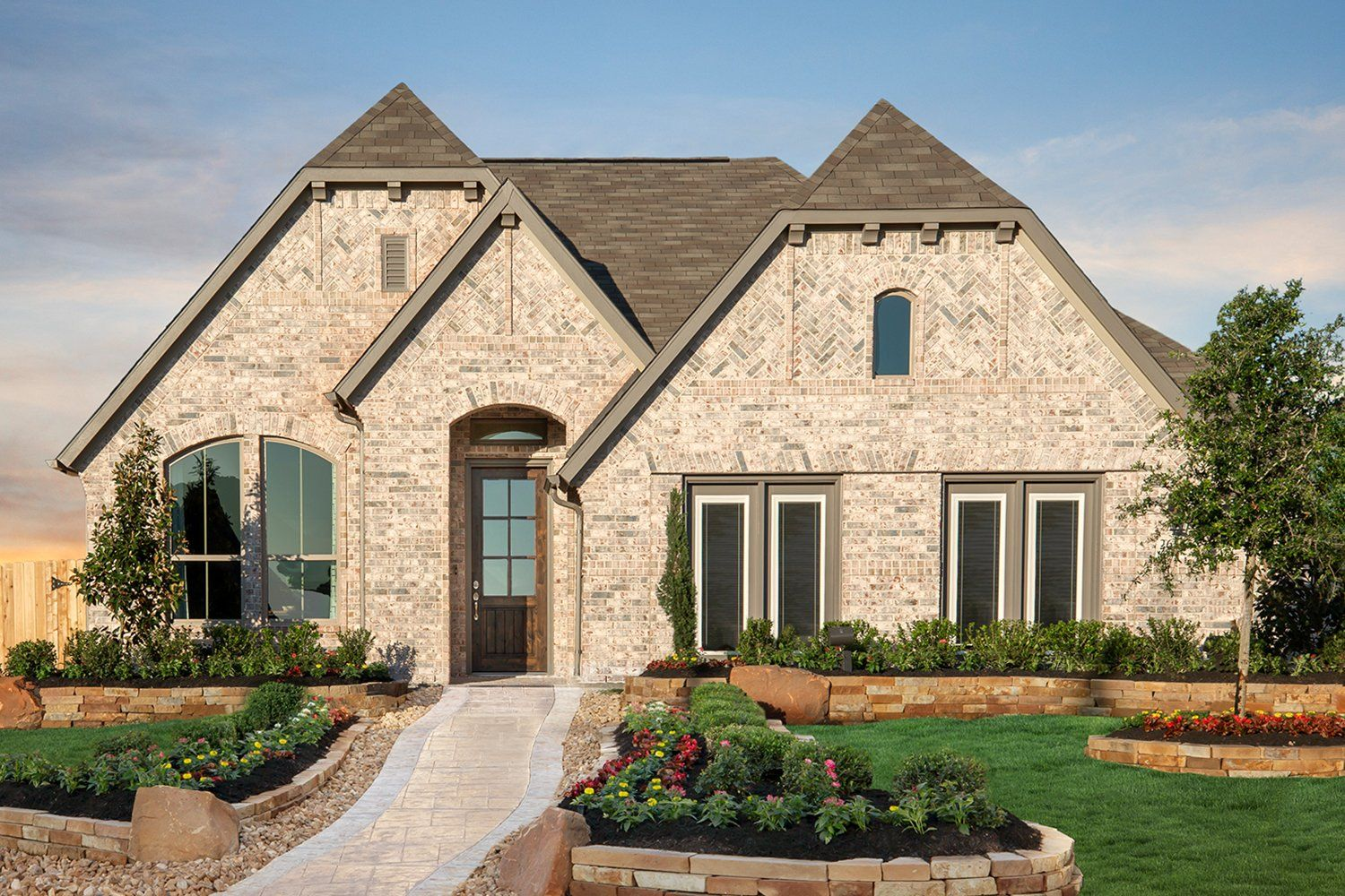 Elevation - The Wimberley (5406 Plan)