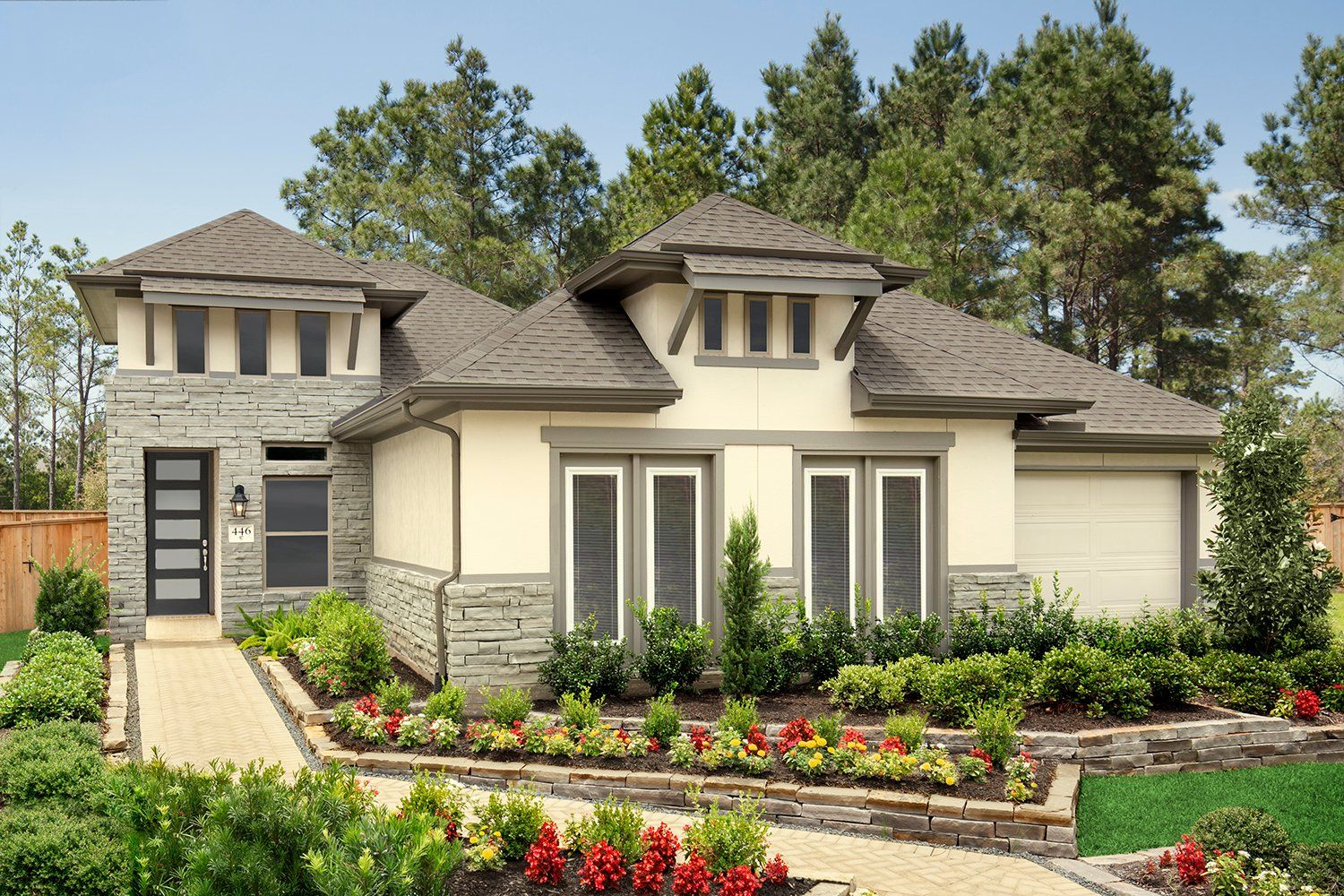 Elevation - The Groves (4270 Plan)