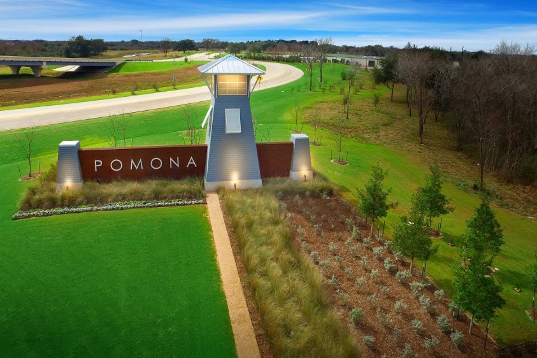 Community Entrance Monument