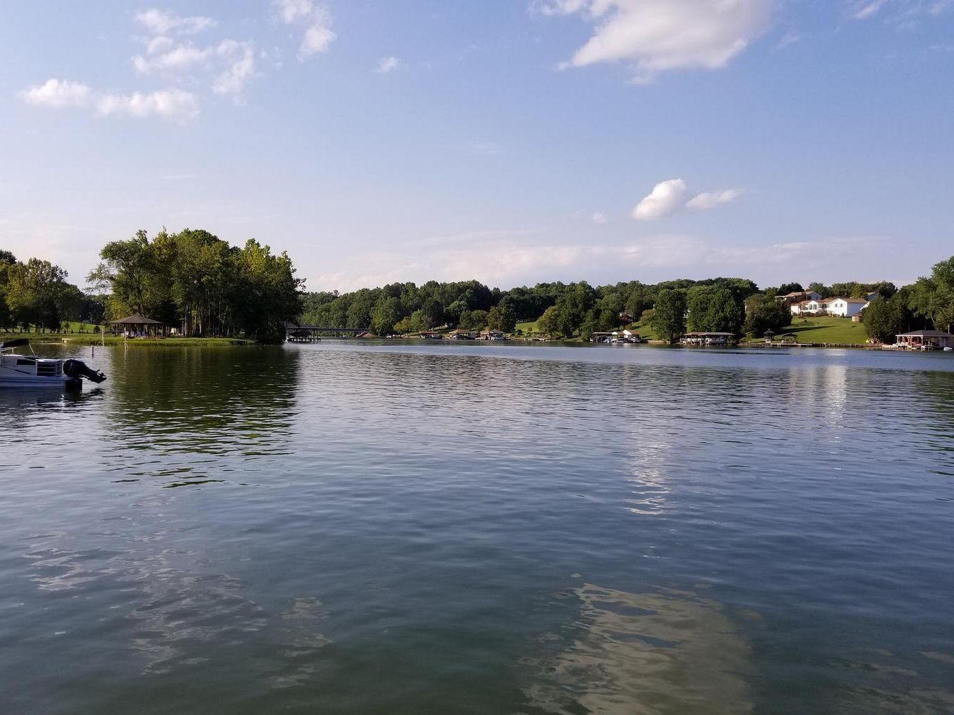 Morgan Subdivision:Lake