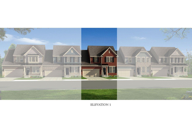 Oakbrook:Elevation 1