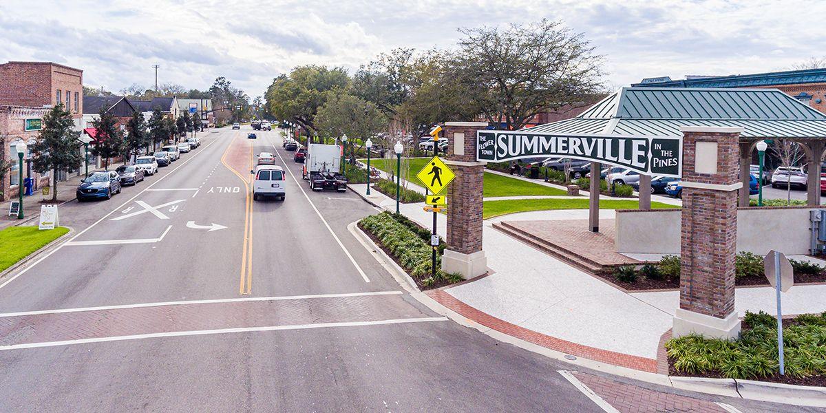 Enclave at South Pointe Estates:Downtown