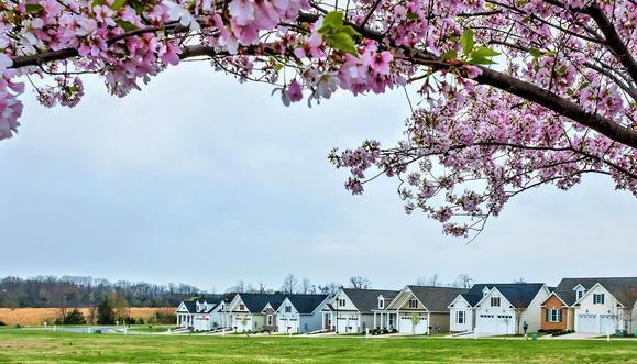 Cedar Meadows :Houses